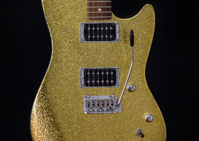 Gold Tatalias Model D6 Close Up