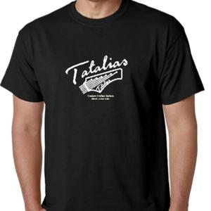 Tatalias Guitars T-Shirt